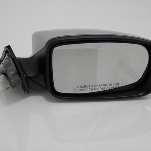Mirror, Right Passenger Side, Power, Painted, With Heat, Manual Fold