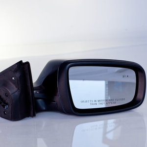Mirror, Right Passenger Side, Power, With Heat, With Turn Signal, With Auto Dimming, Optional DLG, With Blind Spot Alert, Optional UFT