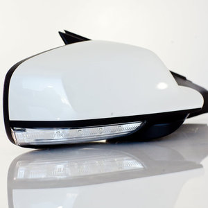 Mirror, Right Passenger Side, Power, With Signal, Without Blind Spot Alert, Without Side Obstacle Detection