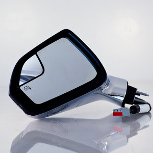 Mirror, Left Driver Side, Power, With Heat, With Turn Signal, With Memory, Without Blind Spot Alert, With Approach (Puddle) Lamps, With Power Fold, Without Auto Dim