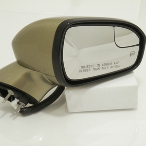 Mirror, Right Passenger Side, Power, With Heat, With Memory, Without Blind Spot Alert, Removable Cover