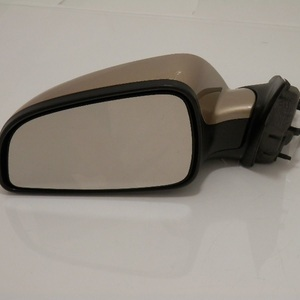 Mirror, Left Driver Side, Power, With Heat