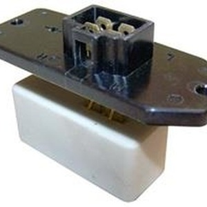 Blower Motor Resistor without Automatic Temperature Control