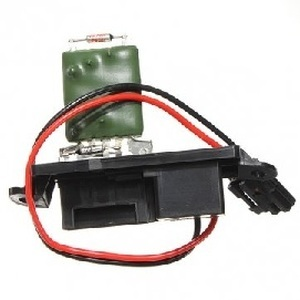 BLOWER MOTOR RESISTOR 354MM LONG W/LEADS W/2 HOLE MOUNTING W/O AC