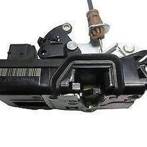 Door Lock Actuator, Front, Left Driver Side, Without Power Locks
