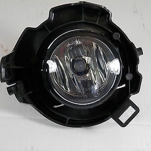 Fog Lamp (OEM), Left Driver Side, In Bumper